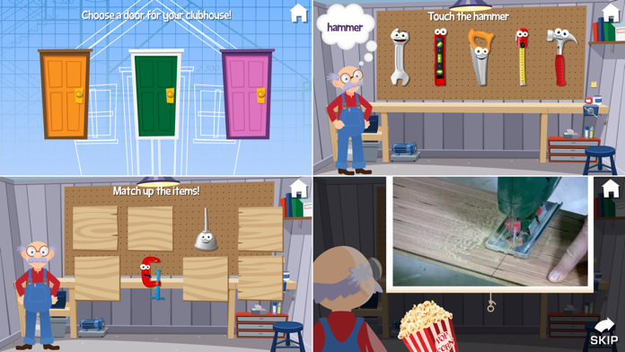 Grandpa's Workshop Screenshot