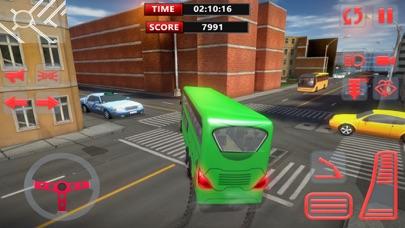 Bus Simulator City bus conduccCaptura de pantalla de5