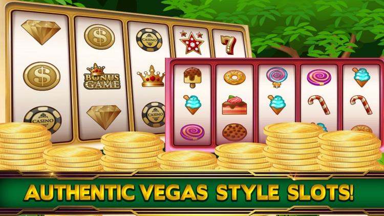 Slot - Rainforest Queen screenshot-4