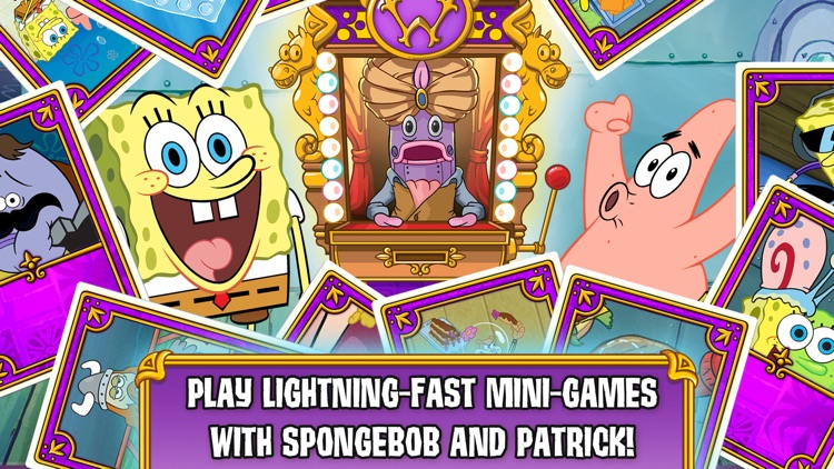 SpongeBob's Game Frenzy screenshot-0