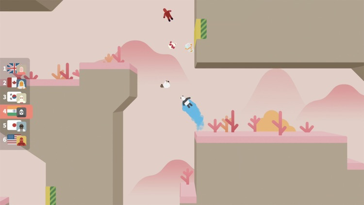 Cosmo Race screenshot-2