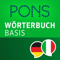 Dictionary Italian - German BASIC by PONS