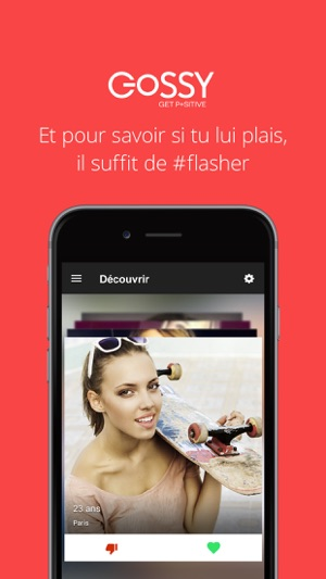App de rencontre iphone
