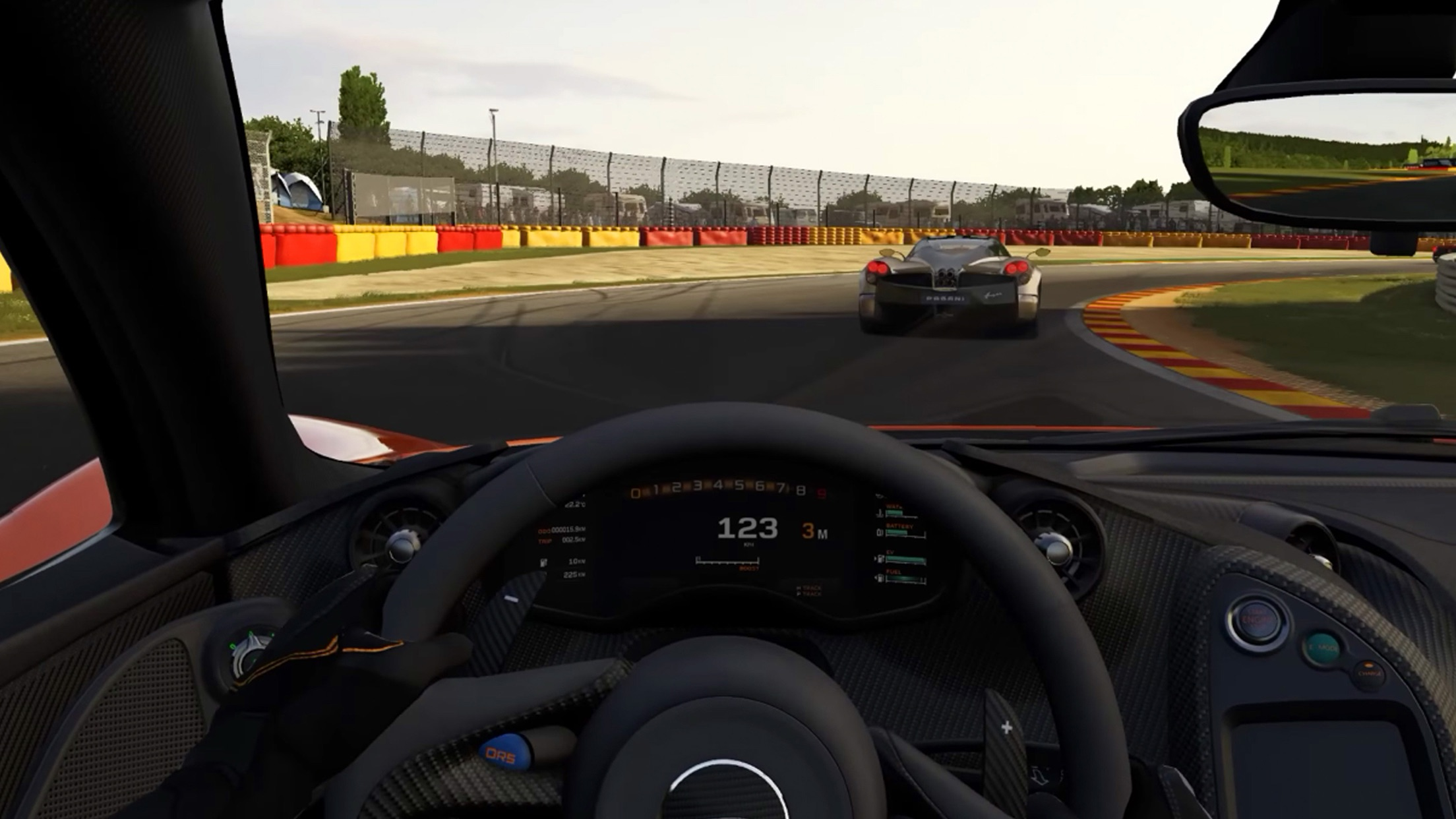 DTM - Experience 2018 Screenshot