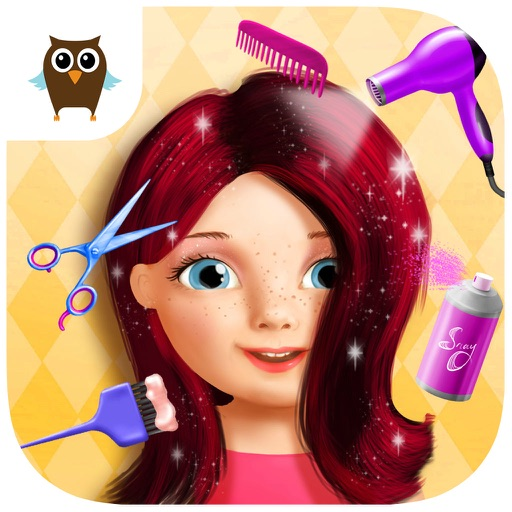 Sweet Baby Girl Beauty Salon - Manicure and Makeup