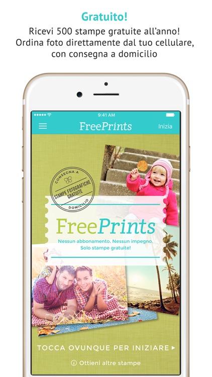 FreePrints - Stampe gratuite