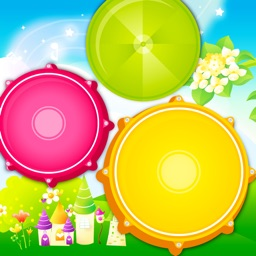 Babies Drums Kit - Music Game With Nursery Rhymes