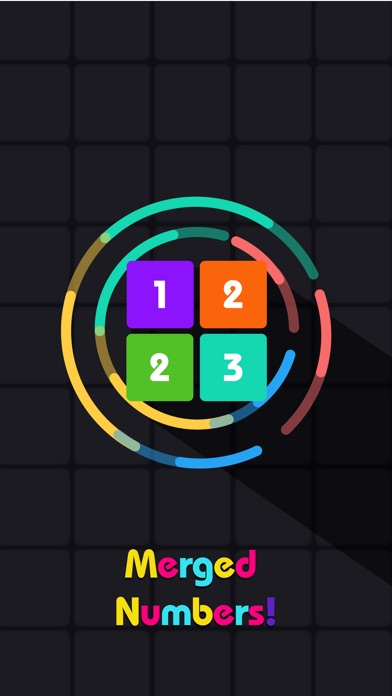 Merged Numbers! - Blocks puzzle Screenshots