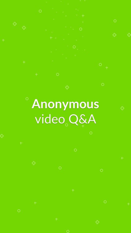Mustknow - anonymous video Q&A