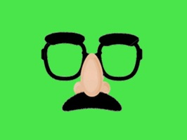 Customize Stickers – Hats and Glasses