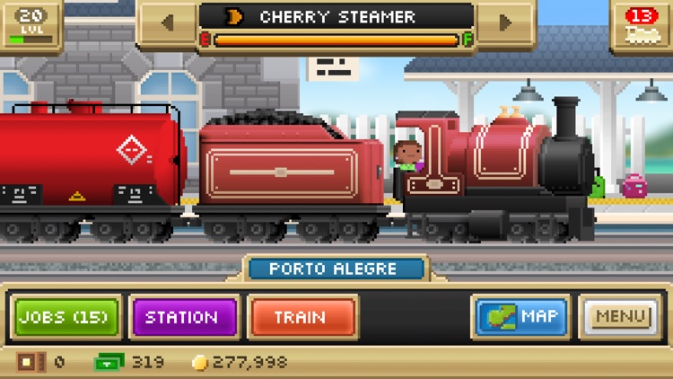 Pocket Trains screenshot-0