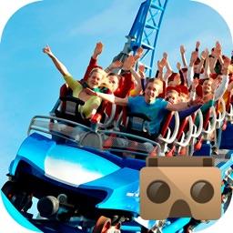 VR Roller Coaster : For Google Cardboard