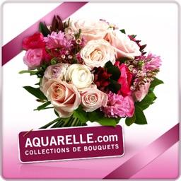 Livraison de fleurs aquarelle by aquarelle for Bouquet de fleurs pour 70 ans