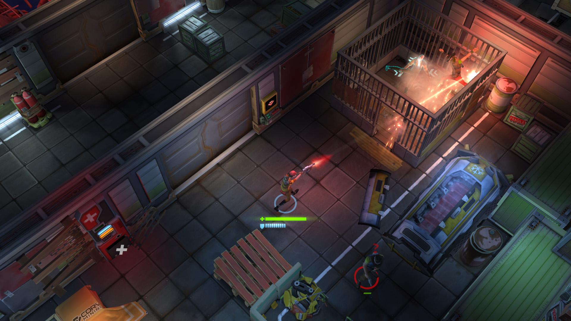 Space Marshals 2 screenshot 12