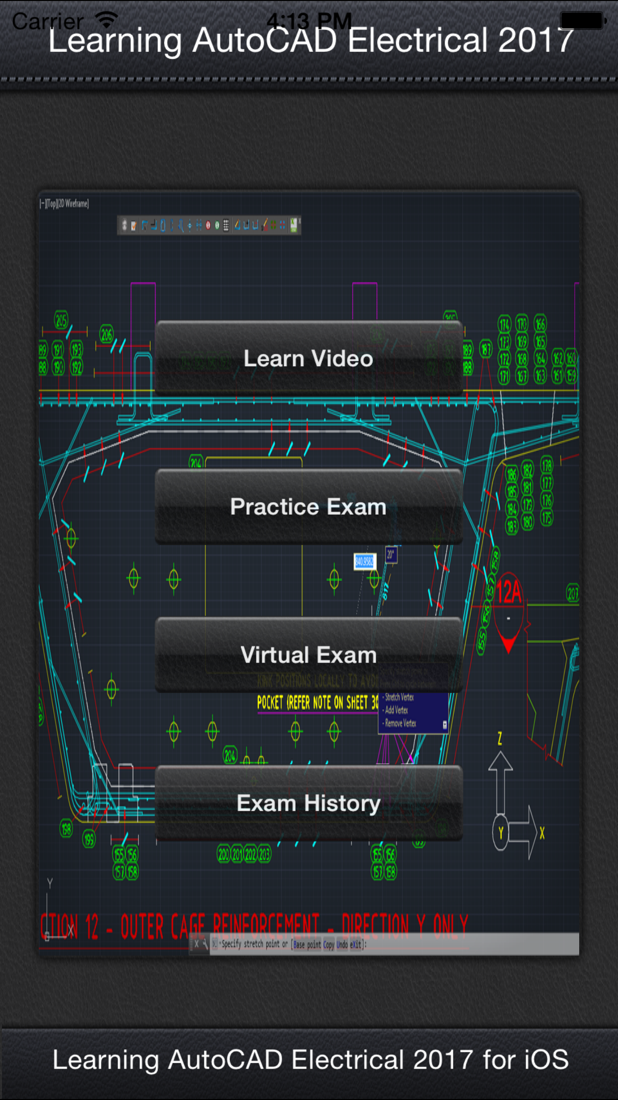 LearnFor AutoCAD Electrical 2017 Screenshot