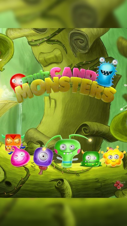 Fruit Candy Monsters Juice screenshot-4