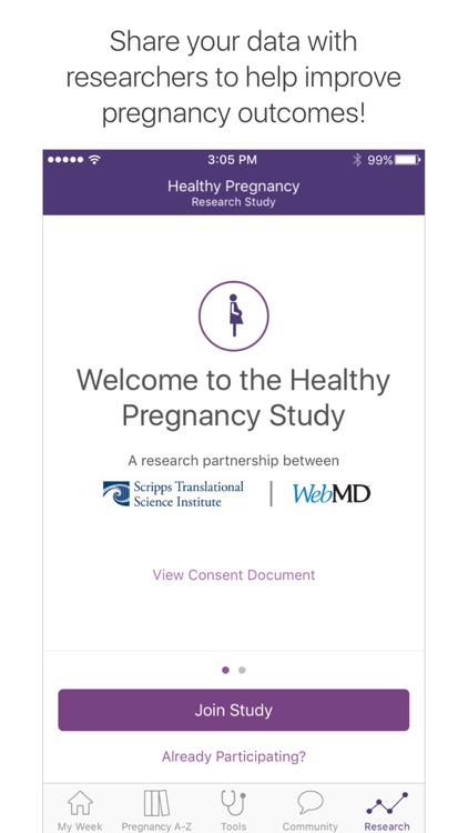 WebMD Pregnancy screenshot-4