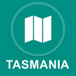 Tasmania : Offline GPS Navigation