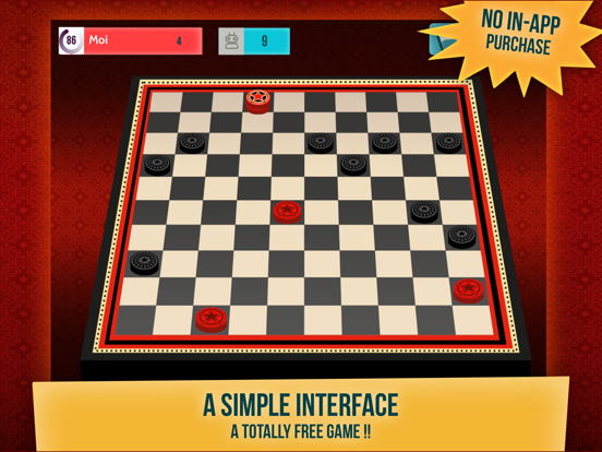 CHECKERS with Buddies screenshot 9