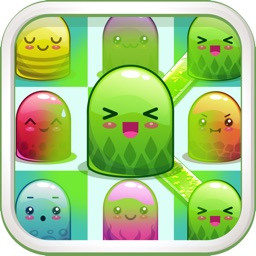 Jelly Blast - A jellies crush connect game