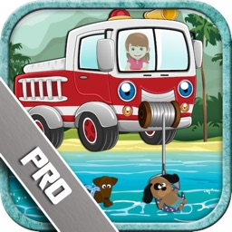 Pet Out of Water Blitz Pro - Fire Truck Grabber Craze