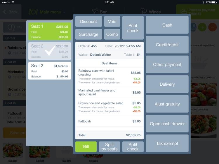 Aptito Restaurant & Retail POS screenshot-3