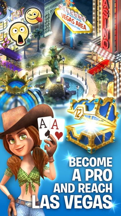 Governor of Poker 3 - Live Texas Holdem Poker Game screenshot-4