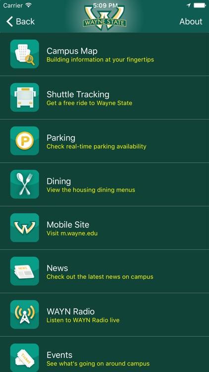 WSU Mobile screenshot-3
