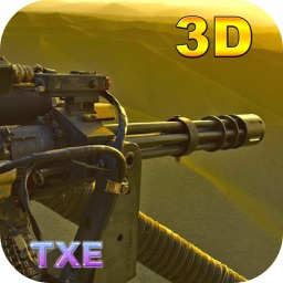 military soldier action :3d sniper shooter games