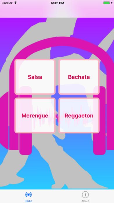 Latin Music Radio screenshot three