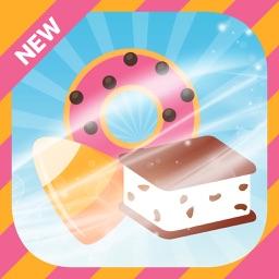 Candy Cake Crunch