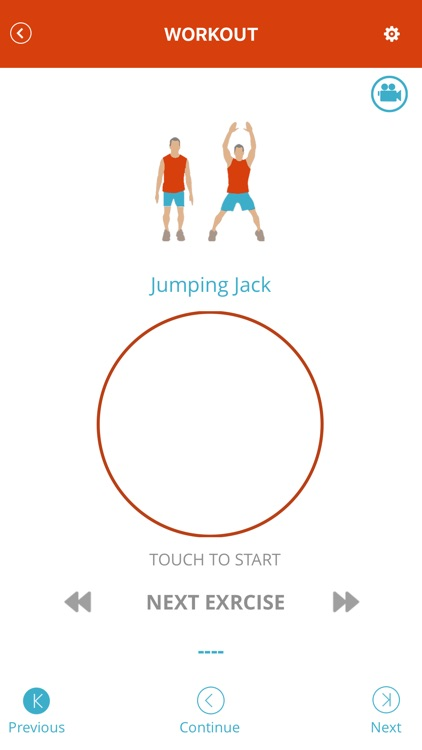 7-Minute Workout screenshot-3
