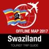 斯威士兰 旅游指南+离线地图