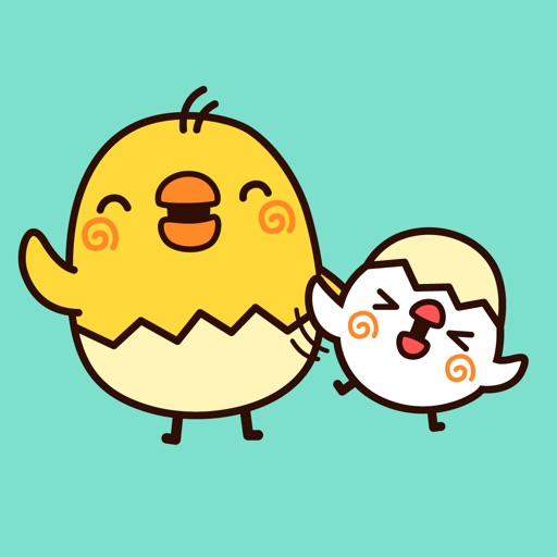 Chewy & Chirpy stickers