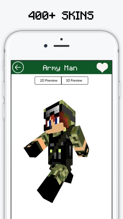 Military Skins for Minecraft PE & PC screenshot-4