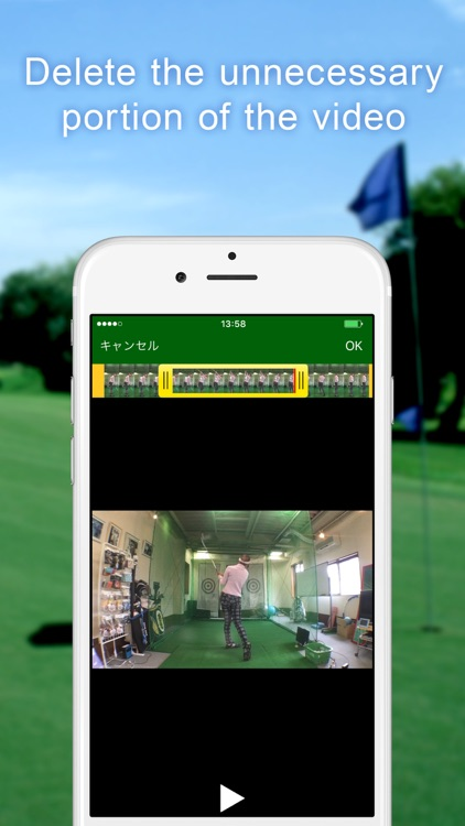 WonderShot - check your golf swing motions screenshot-3