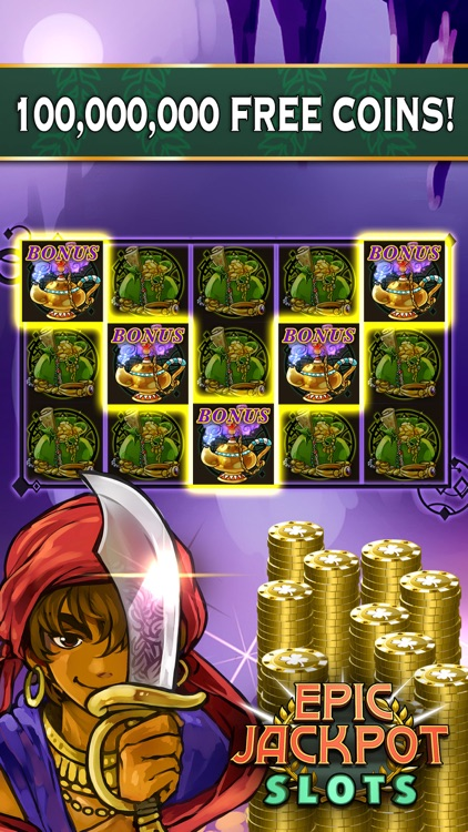 Epic Jackpot Slots: Slot Machines & Bonus Games