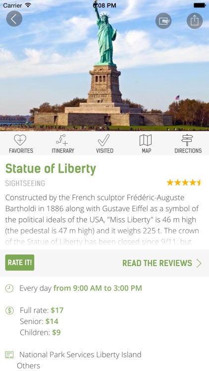 New York Travel Guide (Offline Maps) NYC - mTrip screenshot-3
