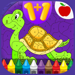 Kids Math Coloring Book - Paint by Numbers im App Store