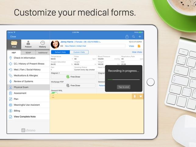 DrChrono EHR / EMR On The App Store