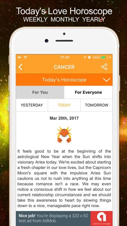 Daily Horoscopes & Tarot Card screenshot-4
