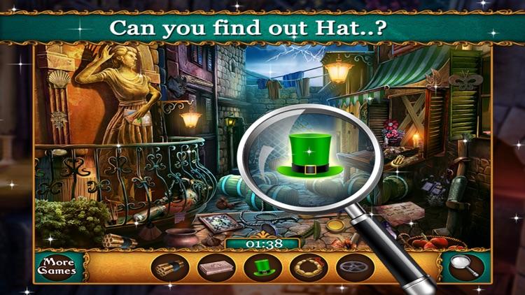 Origin of Crime - Find the hidden objects game screenshot-3