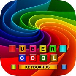 Uber Cool Custom Keyboards - Create Fun Typing Backgrounds