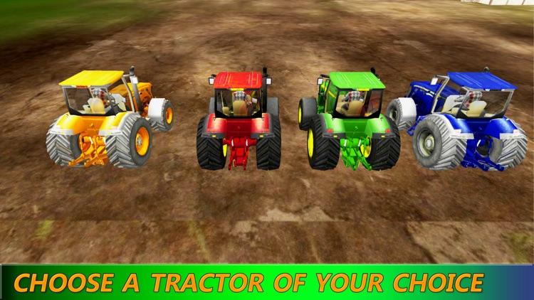 Diesel Farm Tractor: Driving Simulation HD