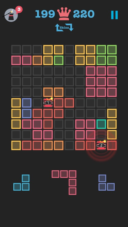 10101010: Block Puzzle 10/10 Color Brick Scale screenshot-3