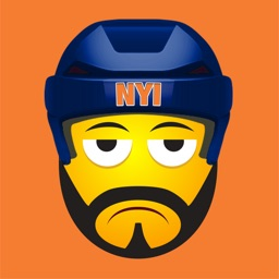 NYI Hockey Stickers & Emojis