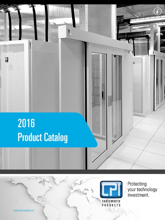 CPI Mini Catalog – For Datacom Professionals screenshot-0