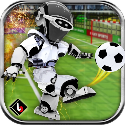 Soccer Robots Steel - Play Futsal with modern bots