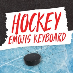Hockey Emoji Keyboard: Funny Playoff Time Stickers