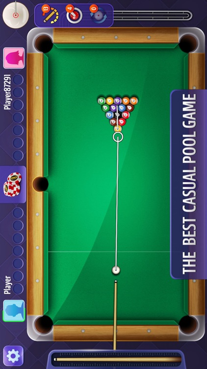 Billiards Master ! screenshot-0